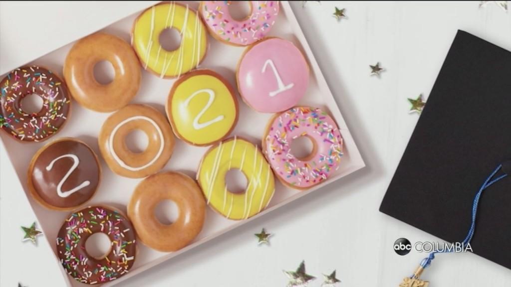 Krispy Grad Donuts