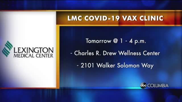 Wednesday Vax