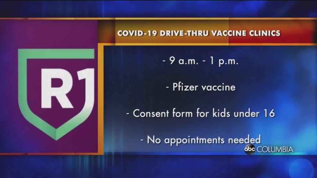 Richland Covid Vaccines