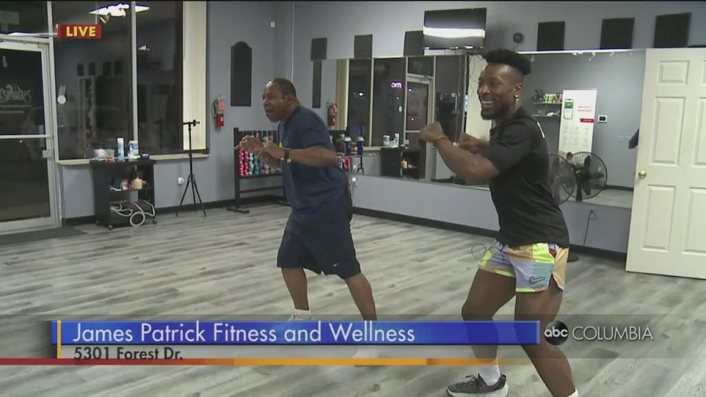 James Patrick Workout