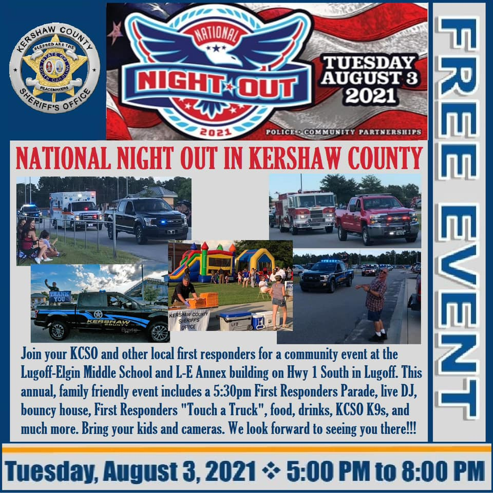 Kcso Night Out