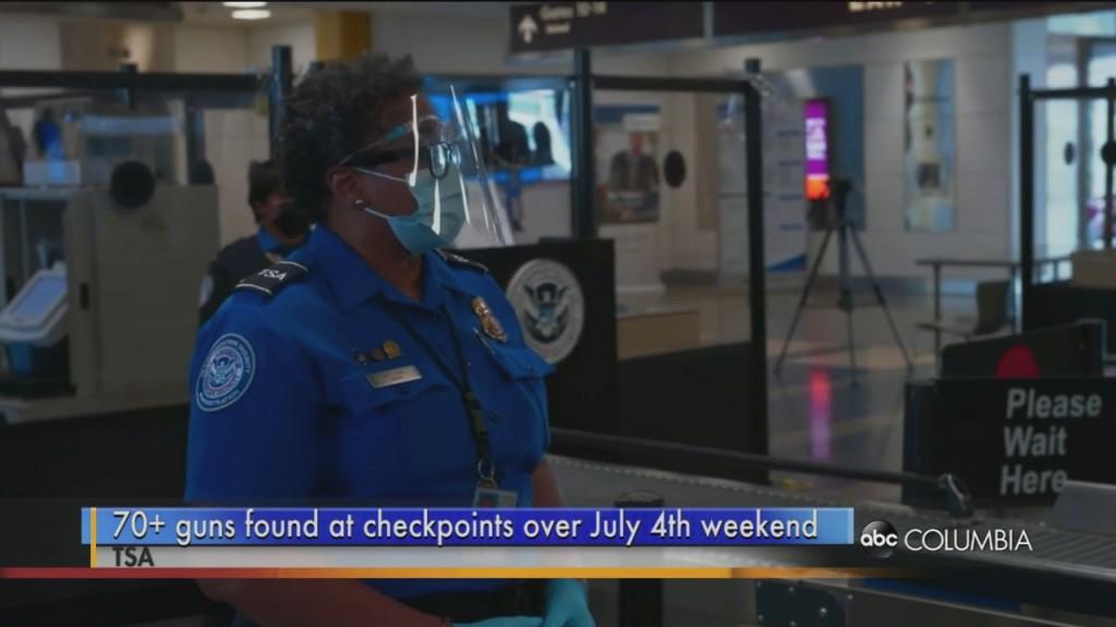 Tsa Gun Checkpoint