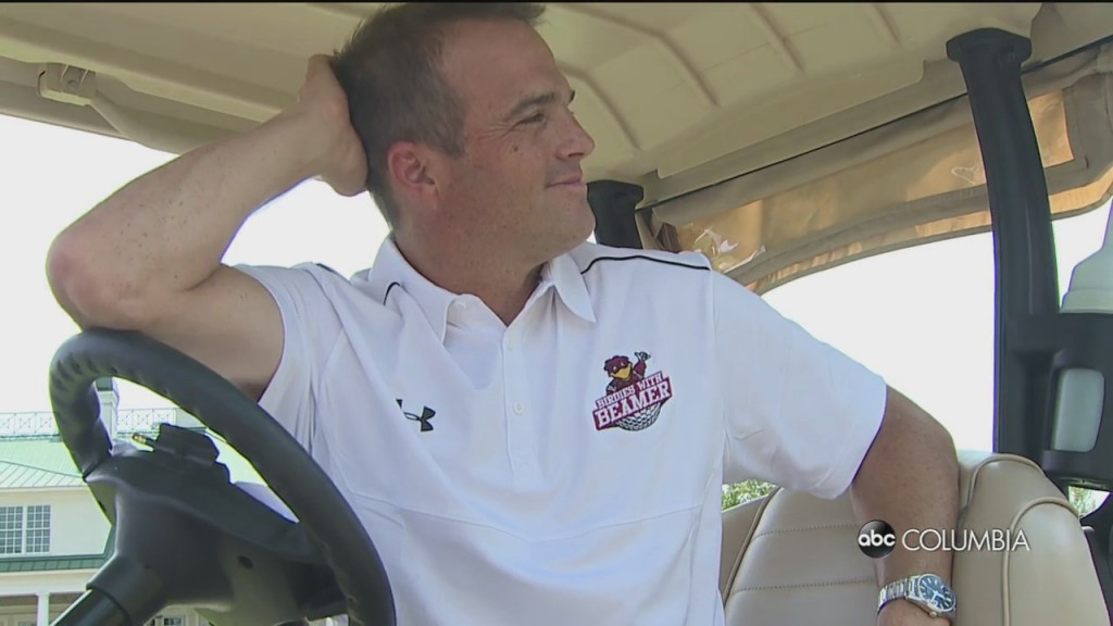 Beamer Holds Inaugural Golf Event