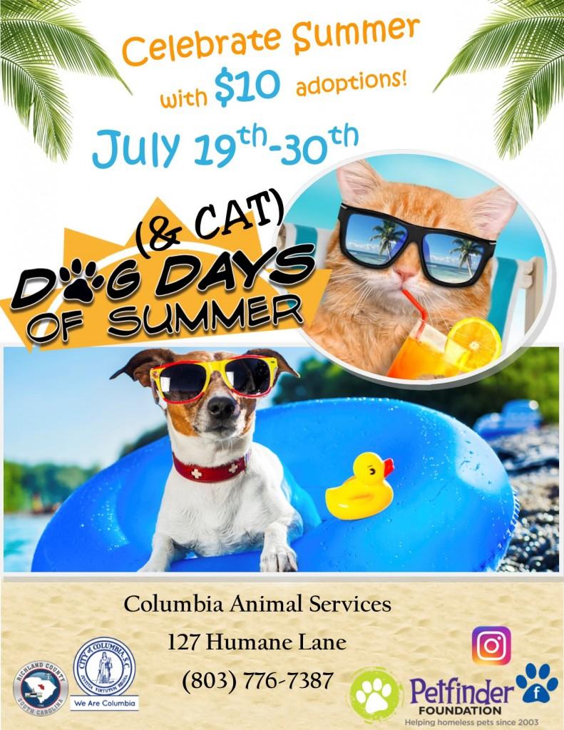 Dogsdaysofsummer2021