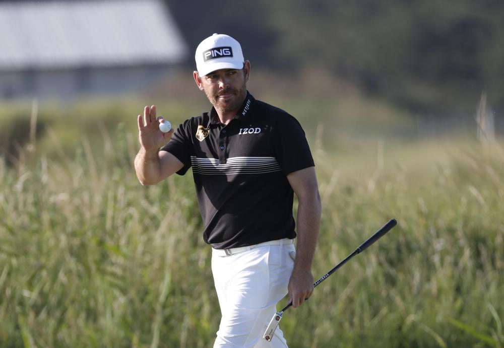 Louis Oosthuizen Sets 36 Hole Record At British Open