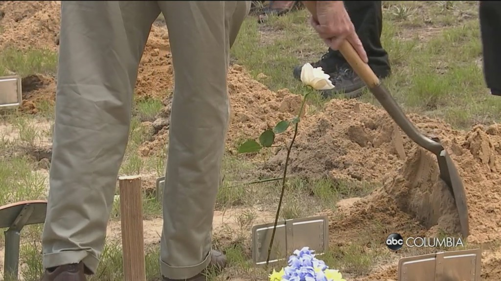 Richland Co Burial