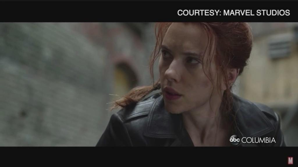 Monday Movie Musings: Black Widow