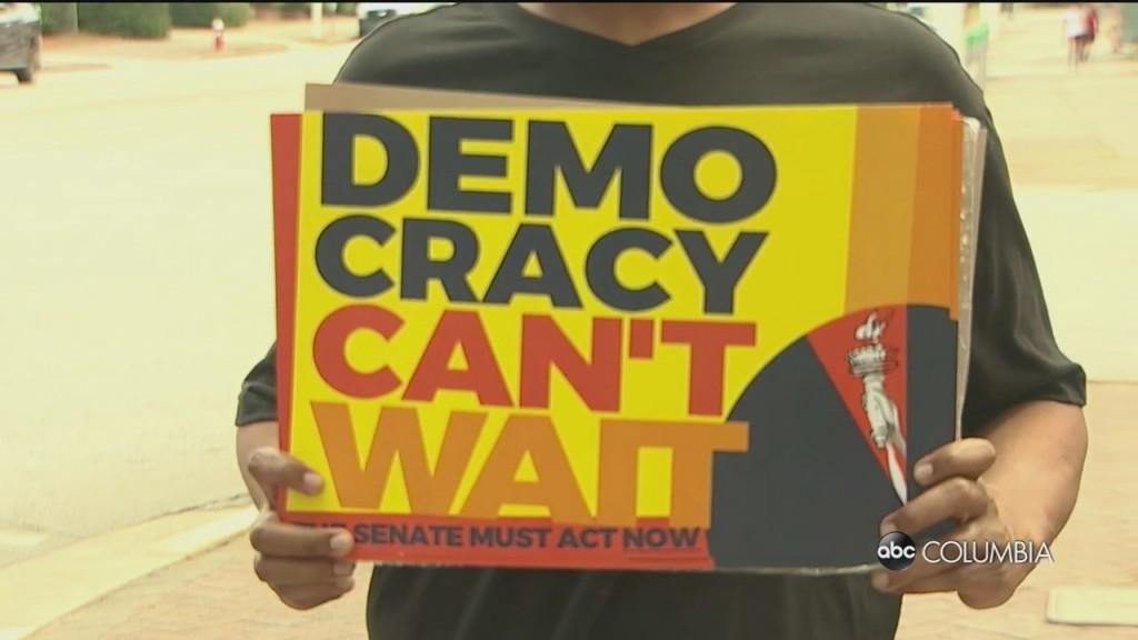 Democracy Rally