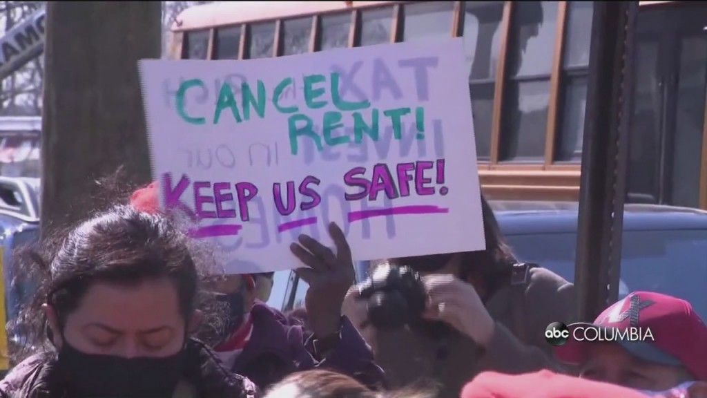 Eviction Ban Ends
