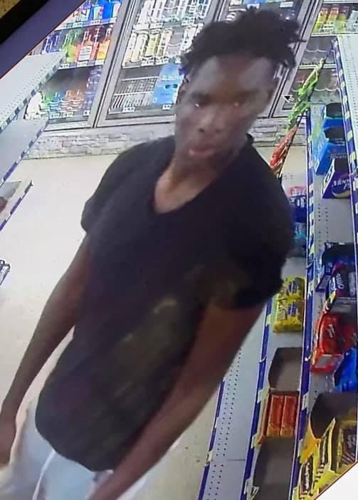 Saluda Co County Line Store Robbery Suspect