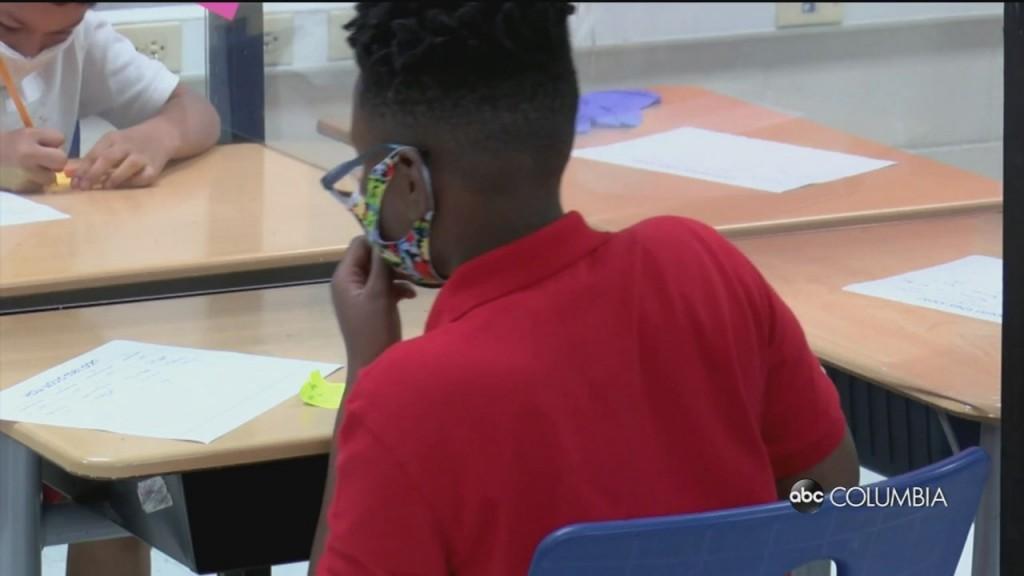 Charleston Co Schools No Mask Back Home