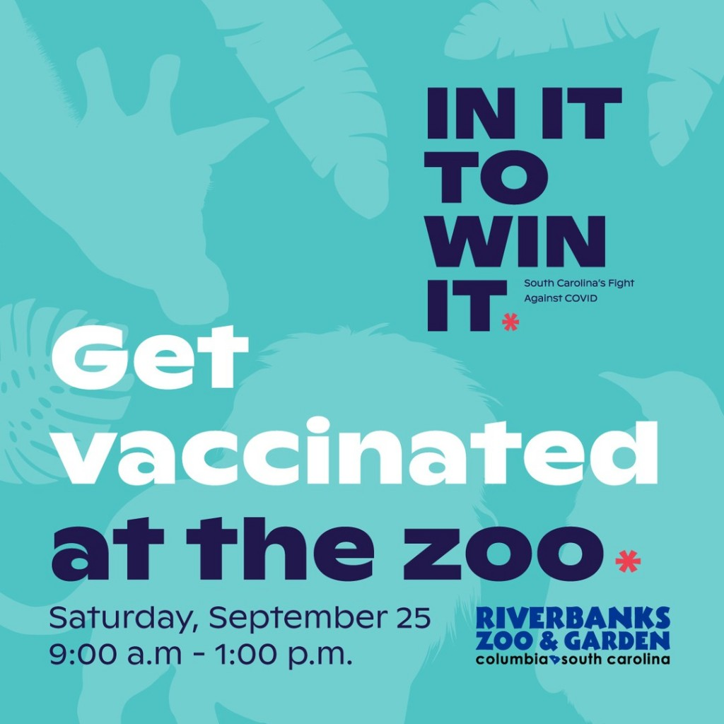 Riverbanks Vax Event