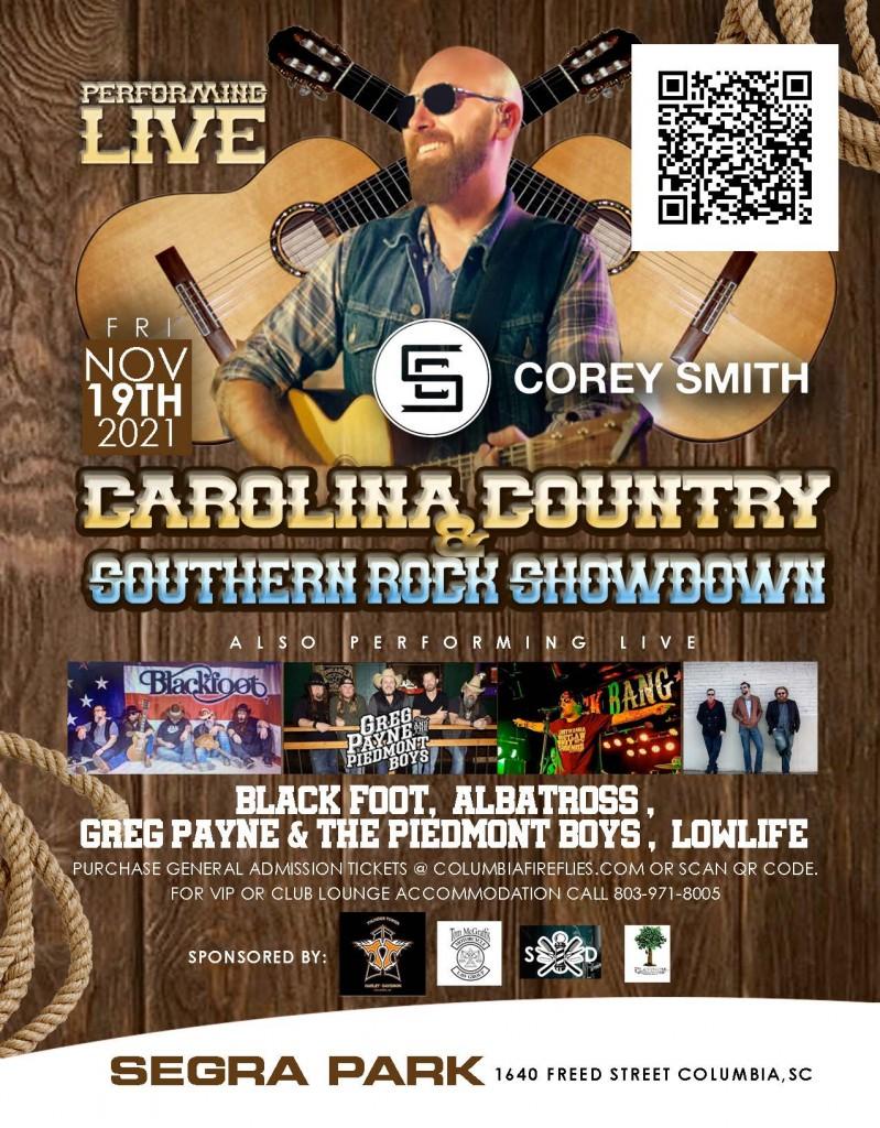 4 Carolina Country Showdown1 1