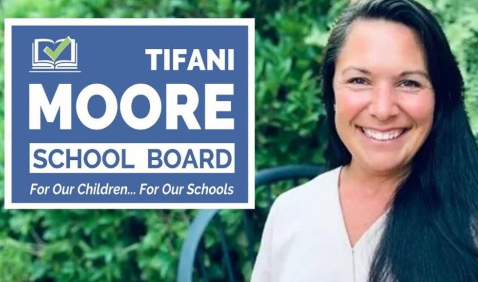 Tifani Moore
