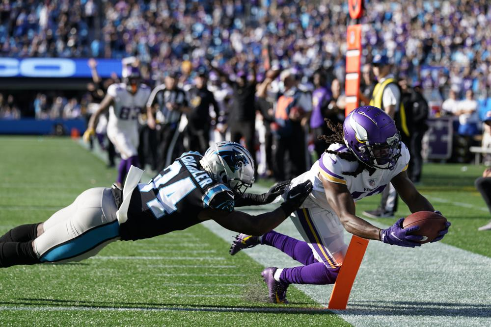 Vikings Beat Panthers In Overtime