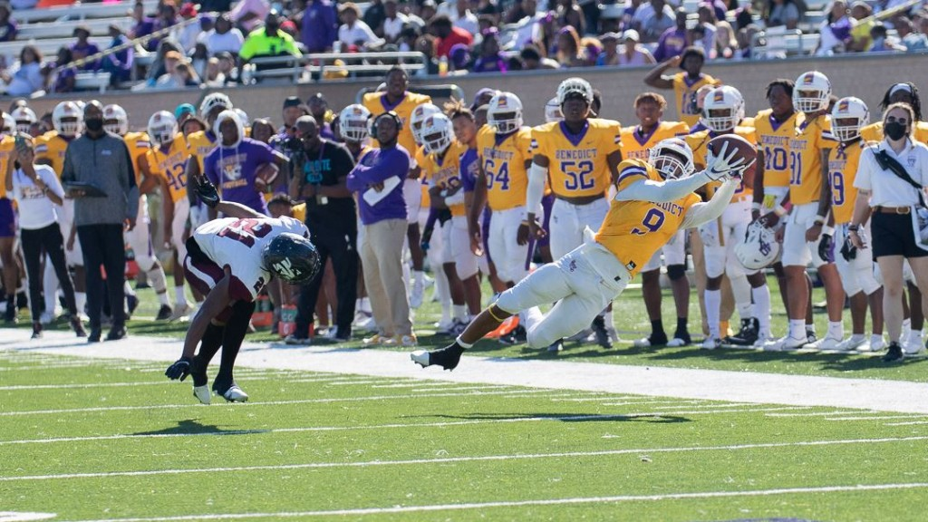 Benedict College Vs Morehouse College Homecoming 2021 2