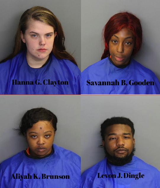 Clarendon Co Shoot Arrests 1022