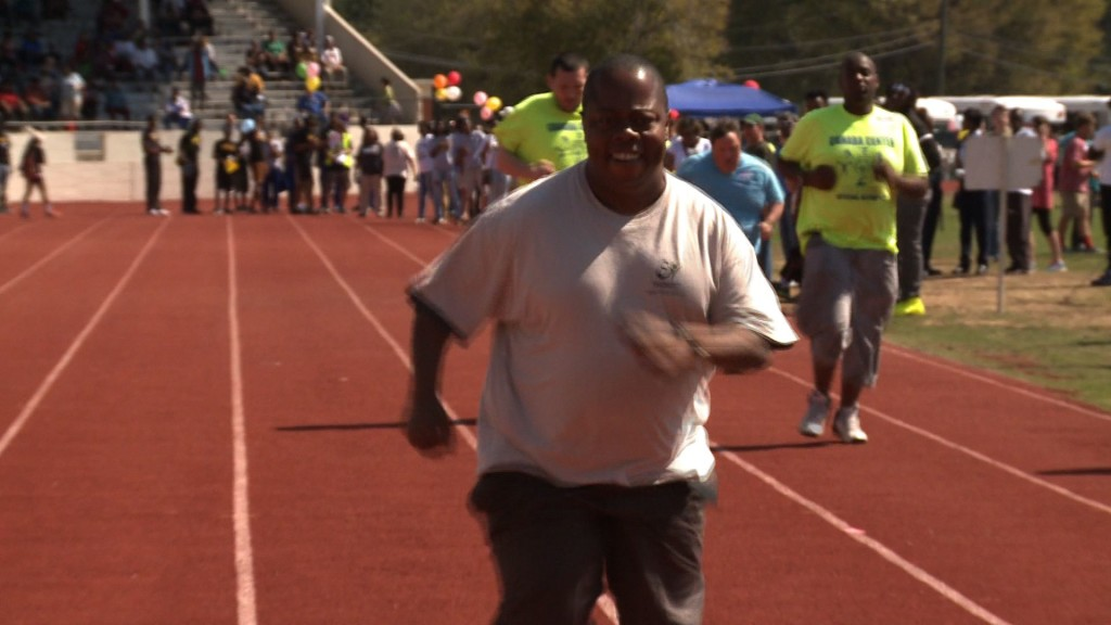 Cahaba Center Hosts 36th Annual Special Olympics Alabama News