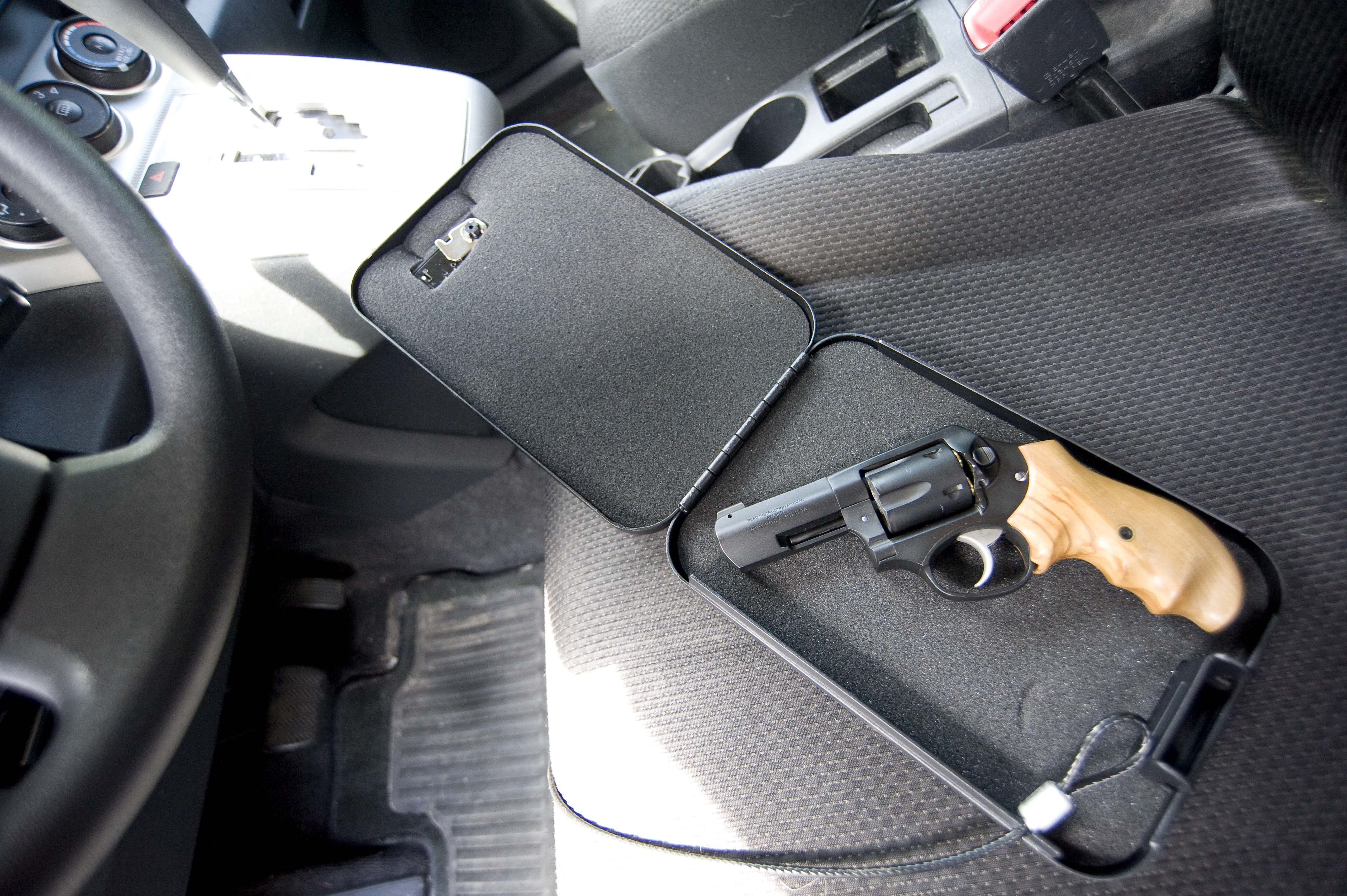 Can You Carry A Loaded Shotgun In Your Car