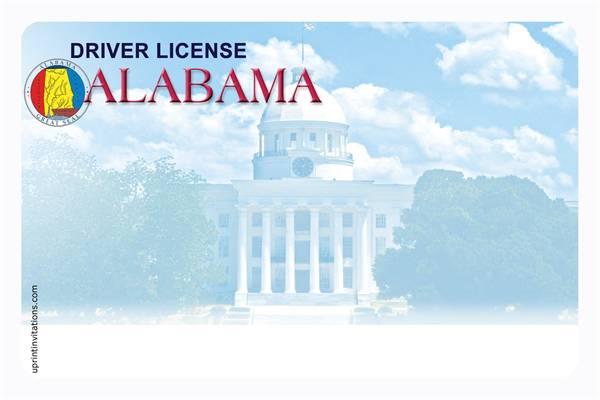 drivers licenseal1 - Alabama Hardship Drivers License Application