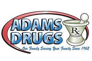 Adams Drugs Web