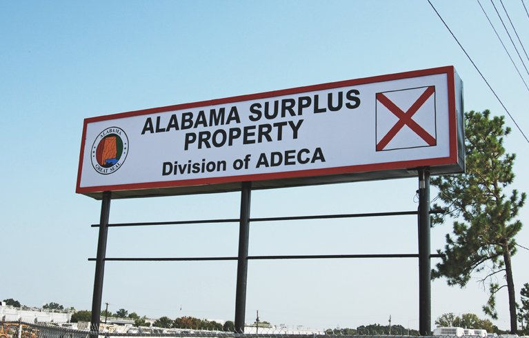 Adeca state surplus auction happening today alabama news for Department of motor vehicles in mobile alabama