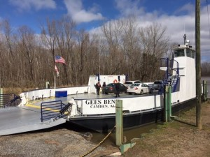 Aldot Awarded 1 09m Grant To Repower Gee S Bend Ferry In