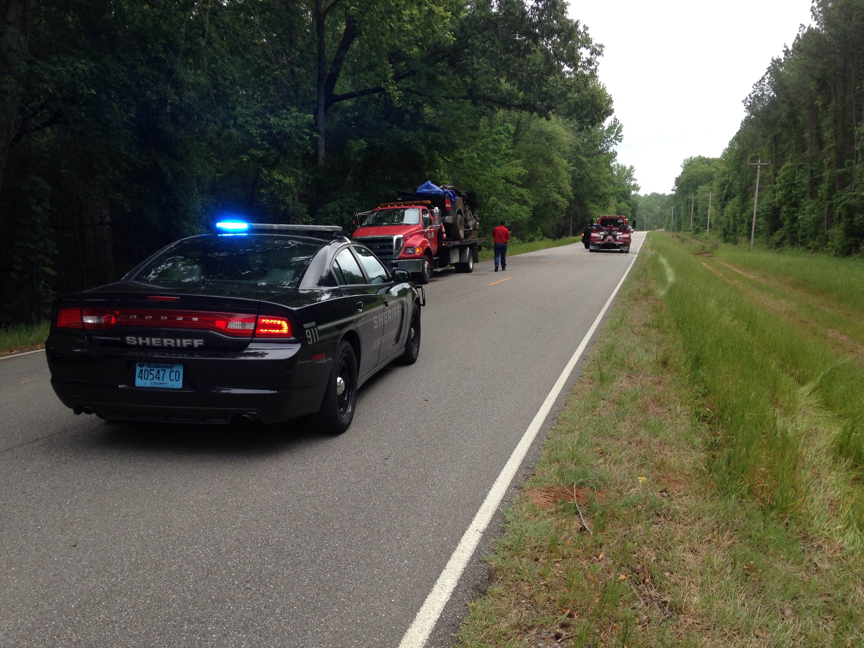Fatal Accident In Alabama Yesterday