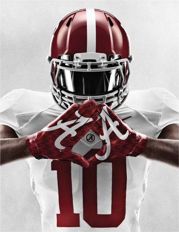 alabama football jersey 2016