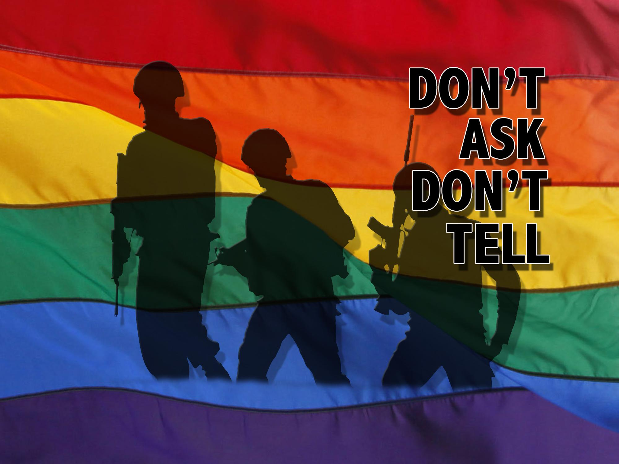 dont ask dont tell policy In 2010, congress passed a law to repeal don't ask, don't tell (dadt), a policy that had been in place since it was signed into law by president clinton in 1993 under dadt, service members could not be asked whether they were homosexual or bisexual, but they were also prohibited from discussing that topic.
