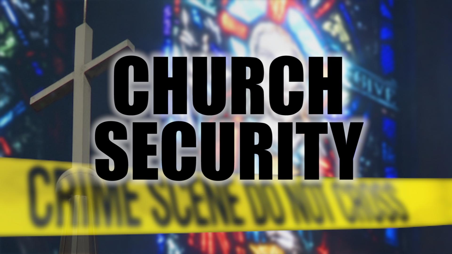 Extra Church Security Alabama News