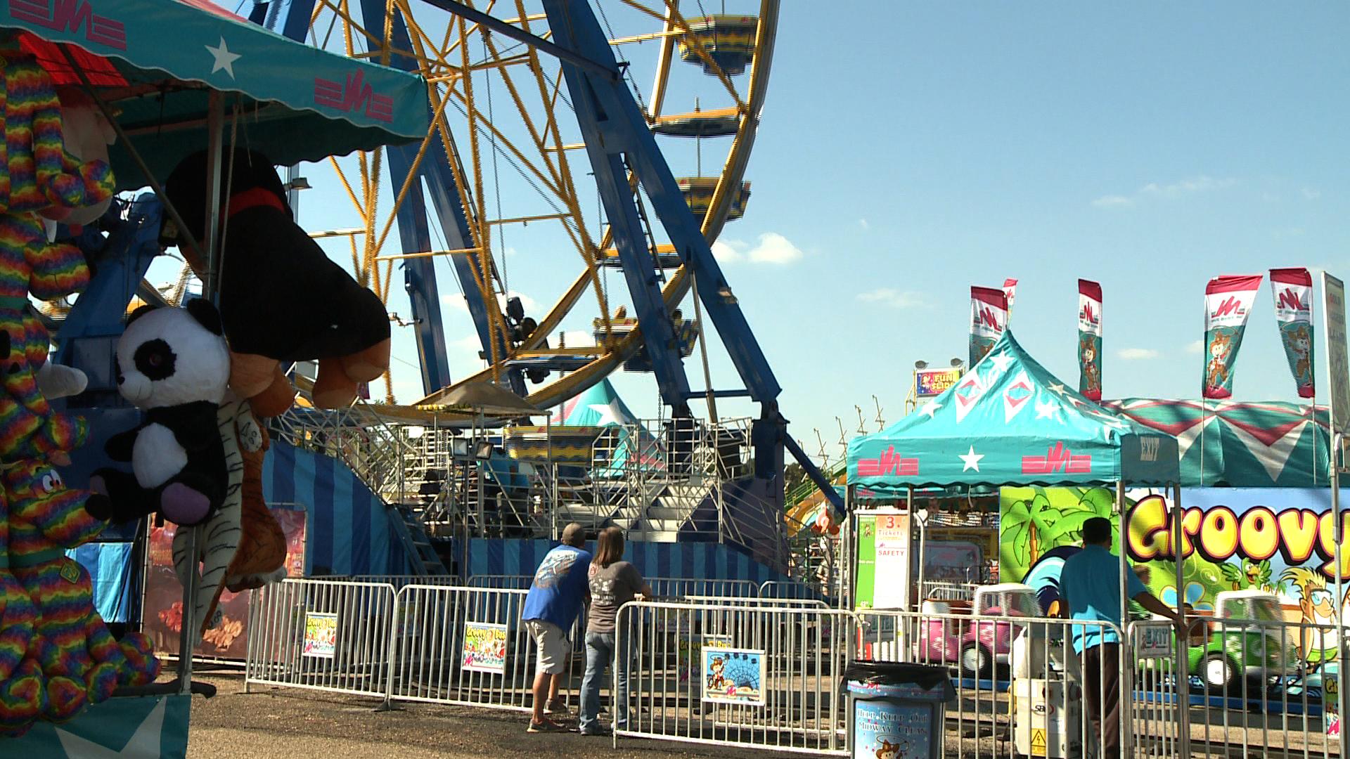 Northeast Alabama State Fair rides deliver thrills in ...  |Alabama Fair Rides