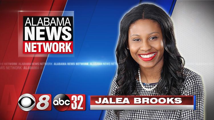 photo of Alabama News Network reporter Jalea Brooks