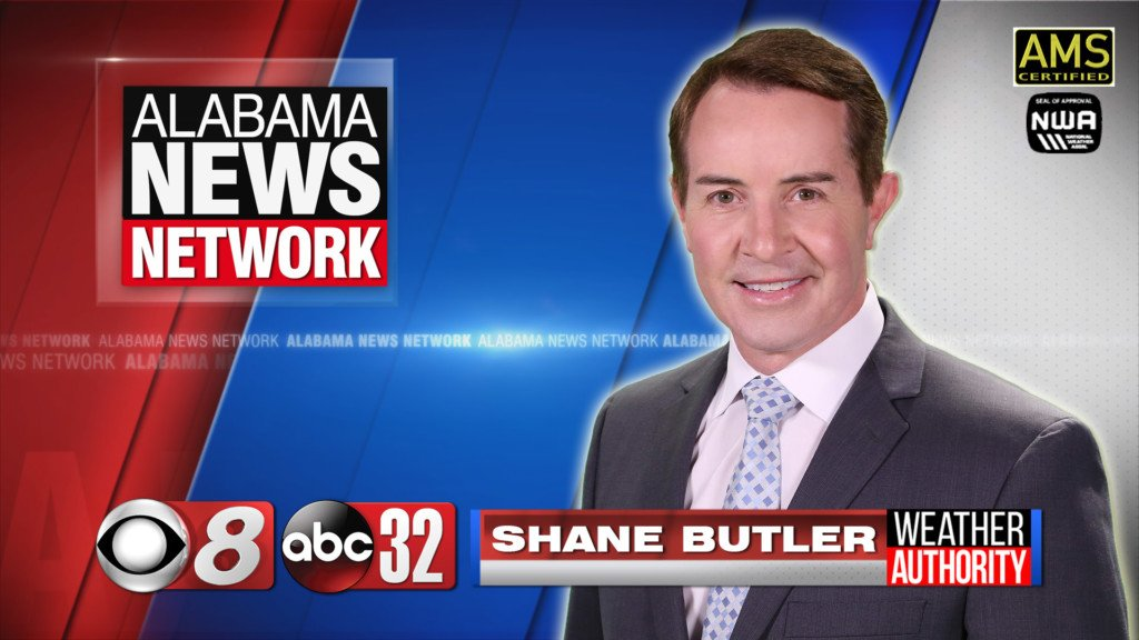 photo of Alabama News Network chief meteorologist Shane Butler