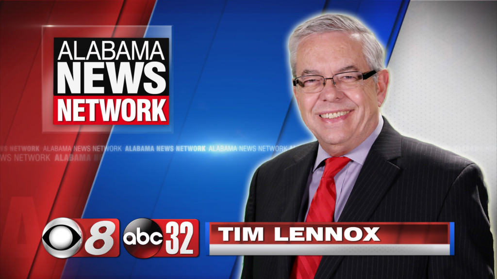 photo of Alabama News Network anchor Tim Lennox