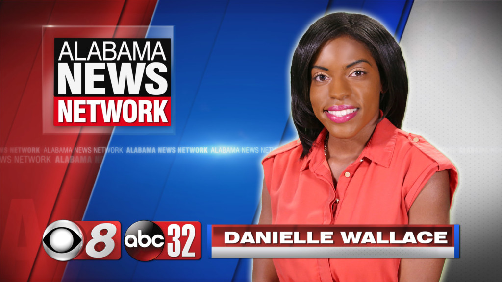 photo of Alabama News Network reporter Danielle Wallace