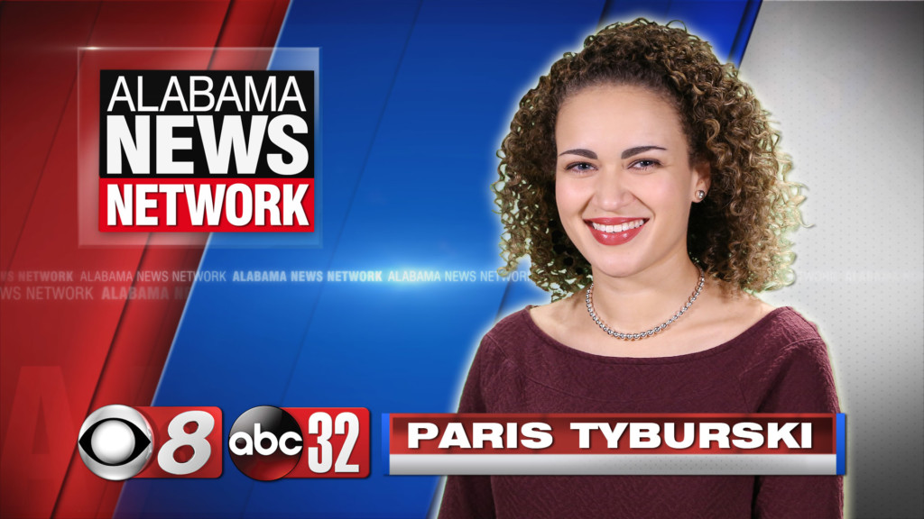 photo of Alabama News Network sports reporter Paris Tyburski