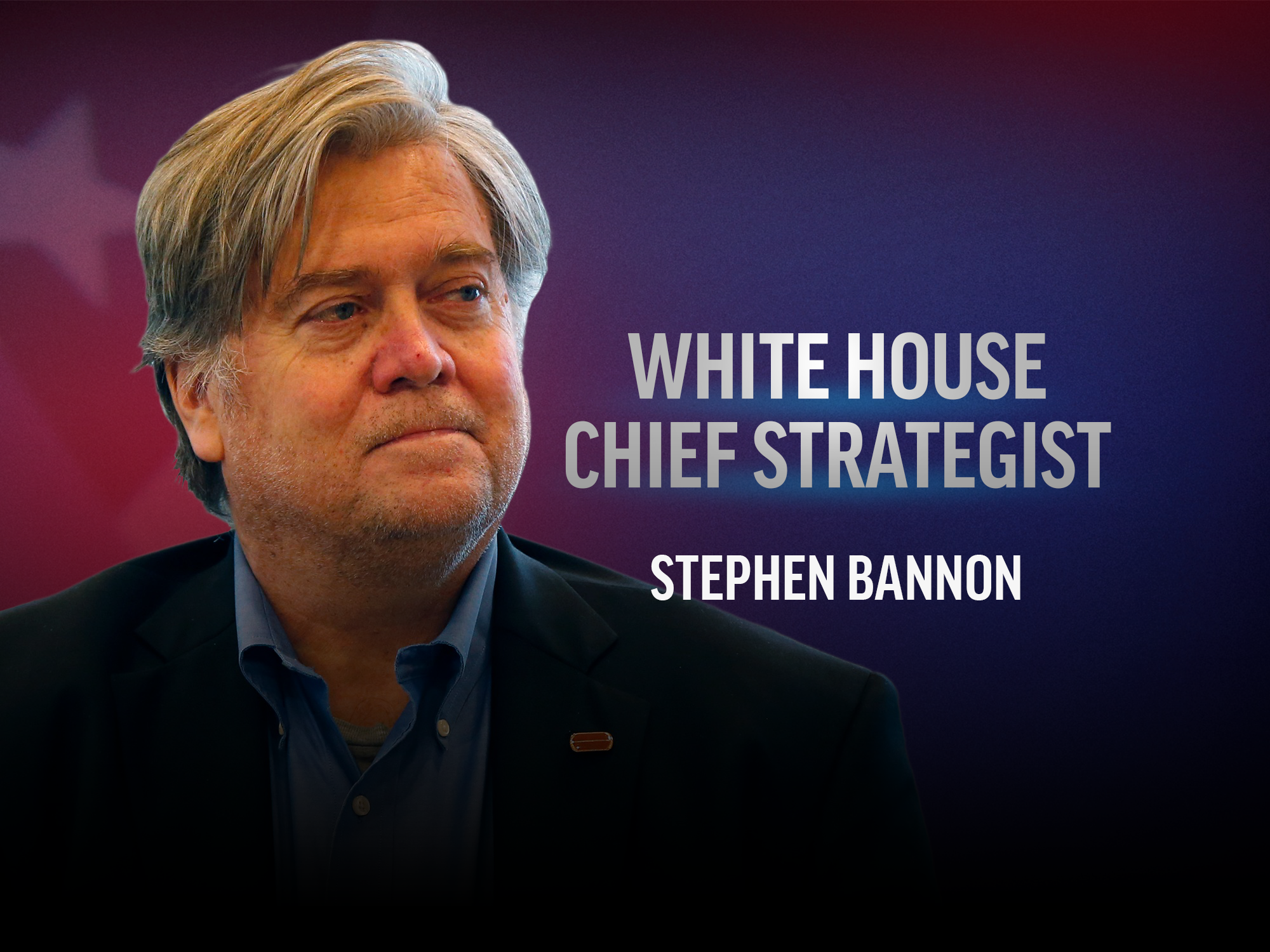 Steve Bannon Out as White House Chief Strategist - Alabama ...