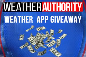 Weather APP Giveaway - Alabama News