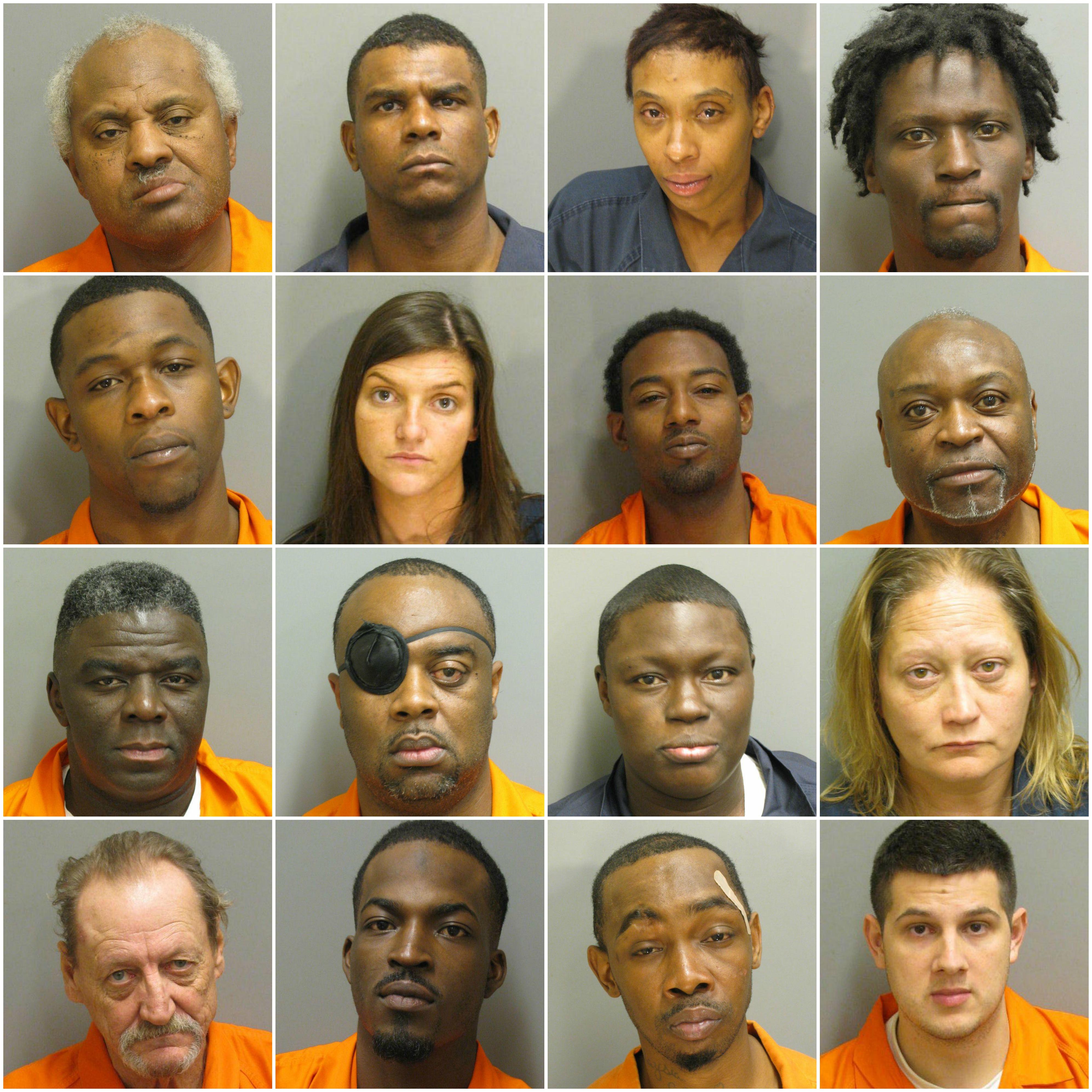 Montgomery County Arrests: January 29-February 4 - Alabama News