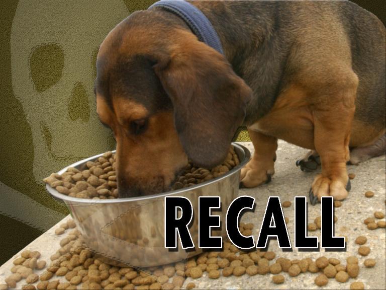 Us Dog Food Recall After Euthanasia Drug Found