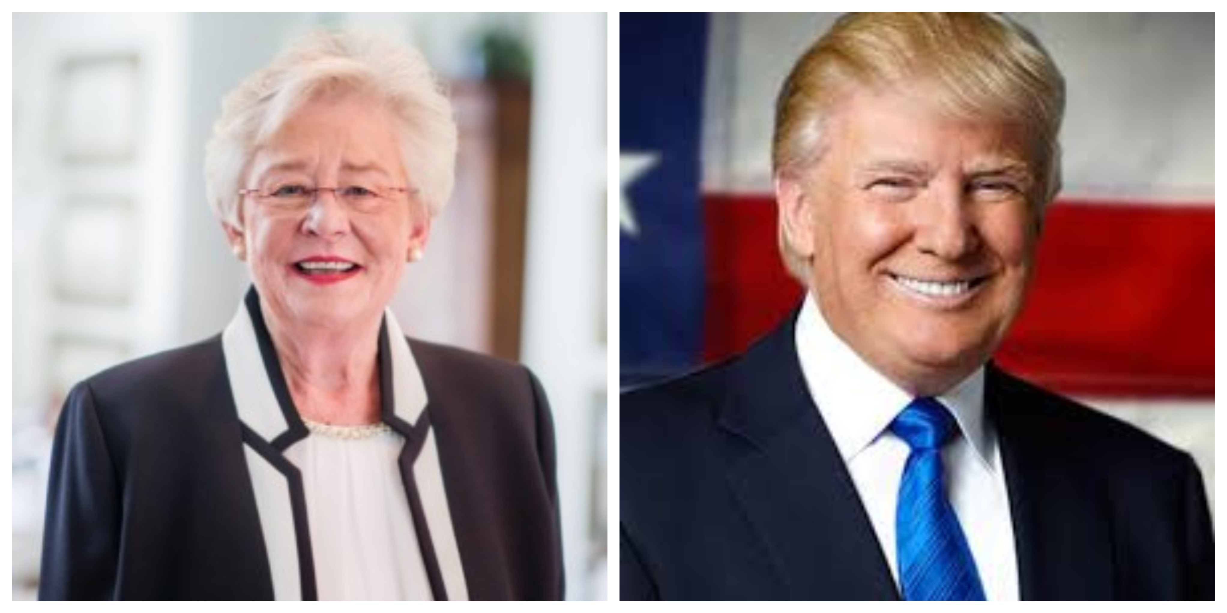 Governor Kay Ivey Supports Nomination of President Donald Trump for