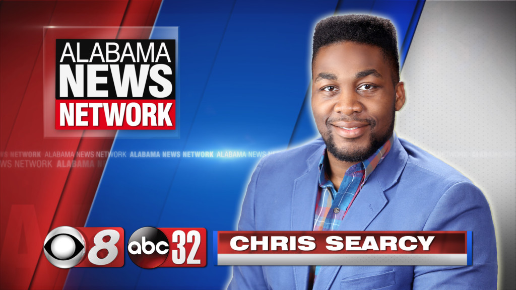 photo of Alabama News Network personality Chris Searcy