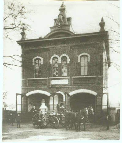 Montgomery Fire Department's 120th Anniversary is on Friday