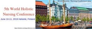 5th World Holistic Nursing Conference @ Helsinki, Finland        