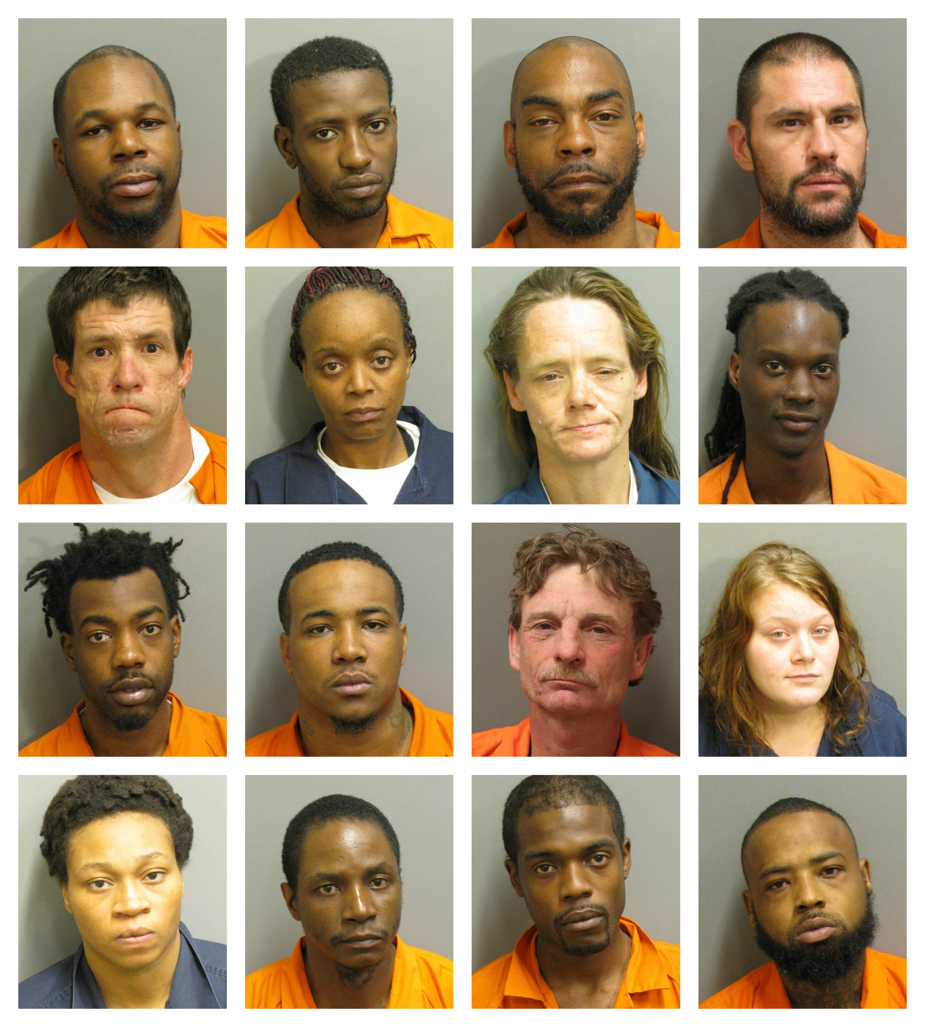 Montgomery County Arrests: February 4-10 - Alabama News