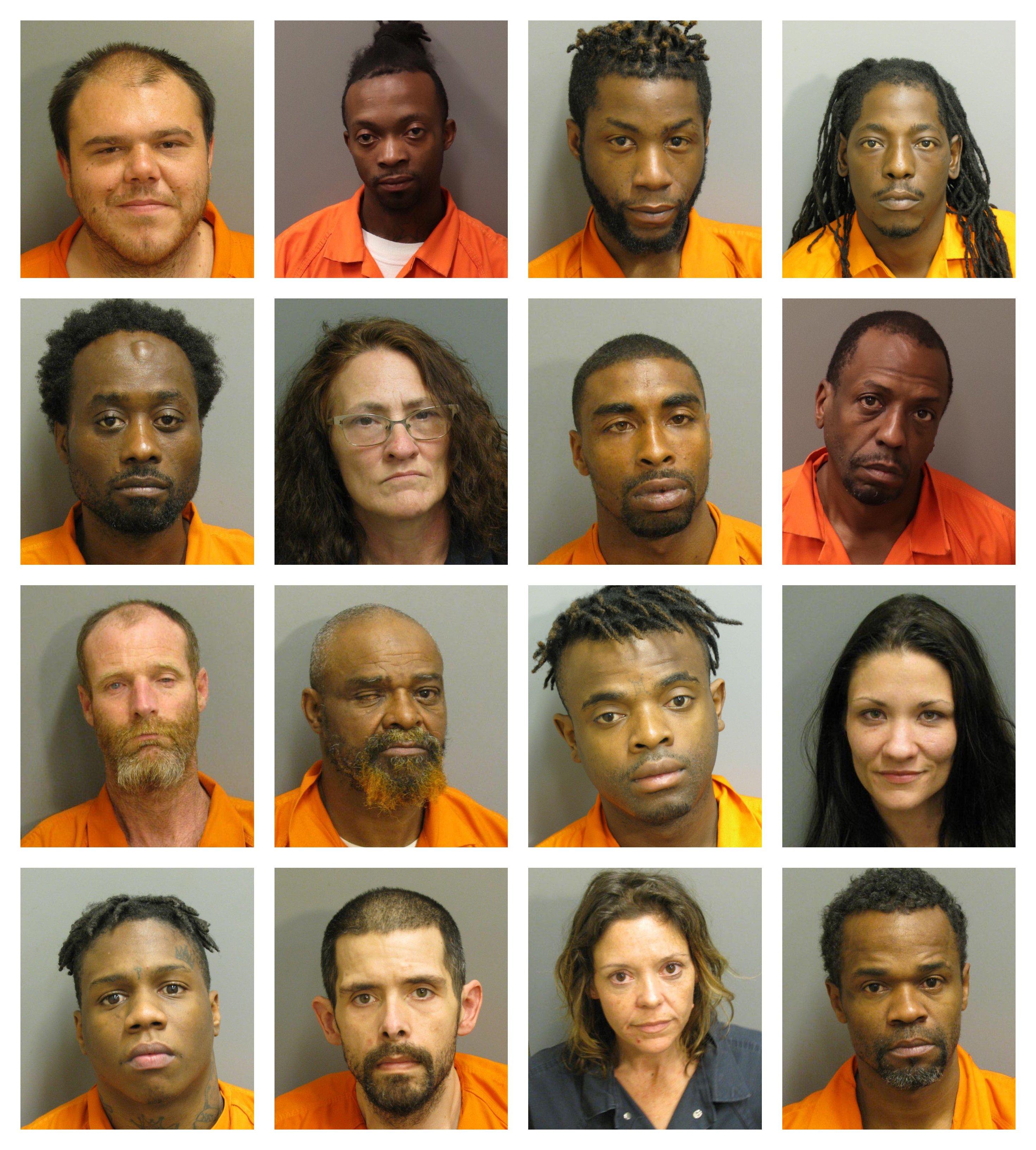 Montgomery County Arrests: February 11-17 - Alabama News