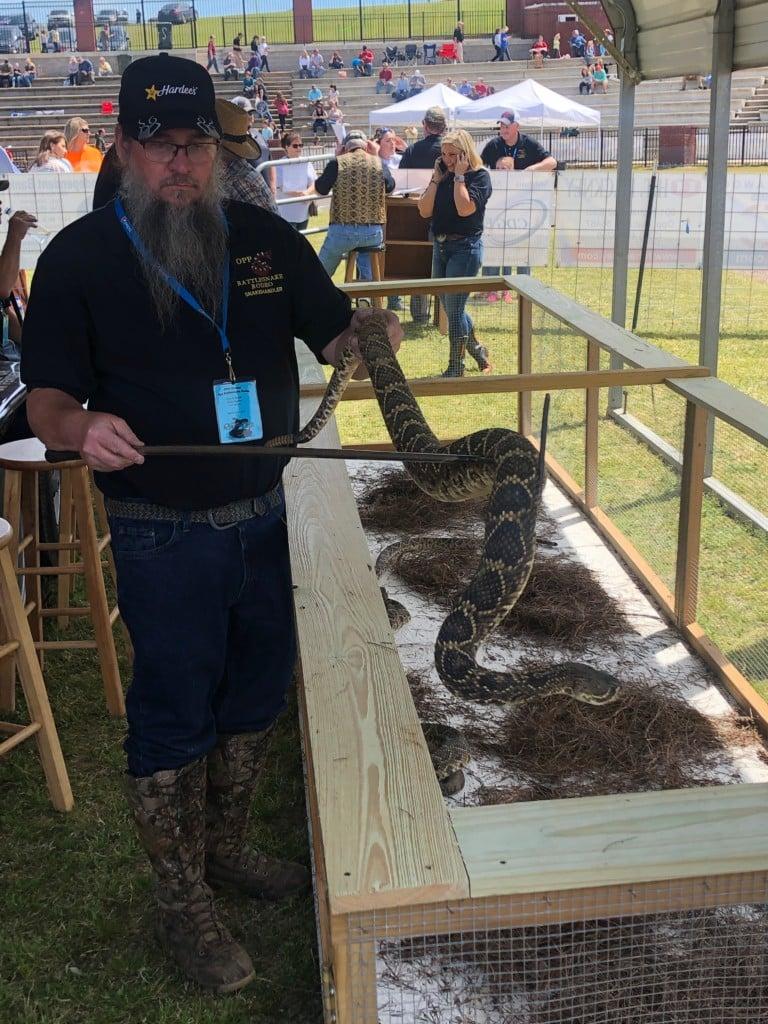 Opp Rattlesnake Rodeo Alabama News