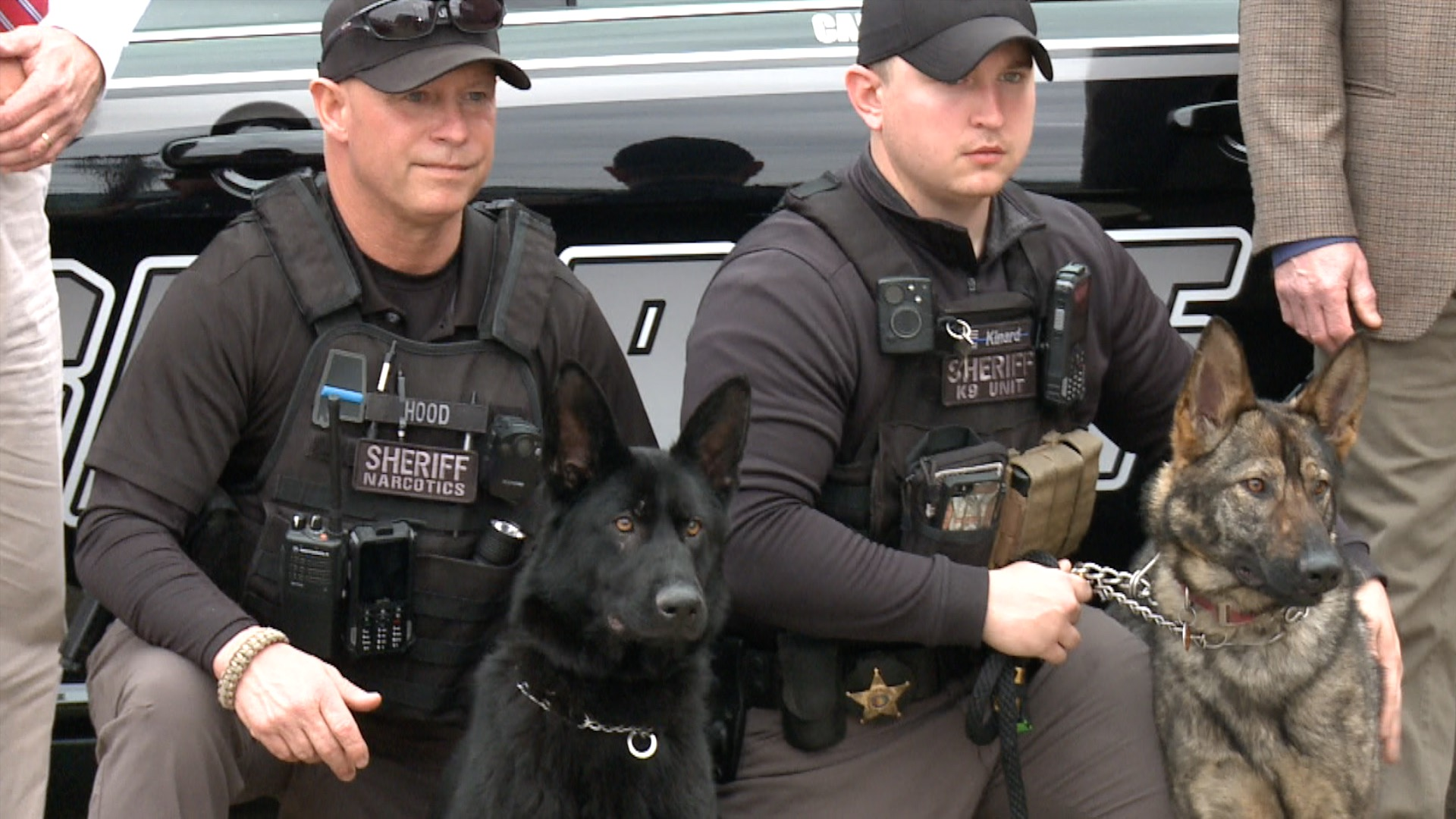 Dallas Co  Sheriff's Office Gets New Canines - Alabama News