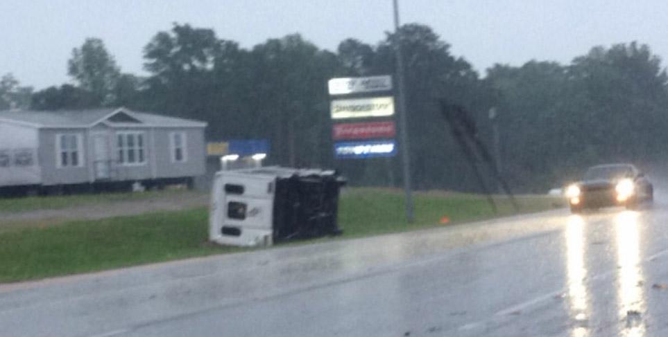 Alabama Car Tags >> Storm Damage Reported in Troy - Alabama News